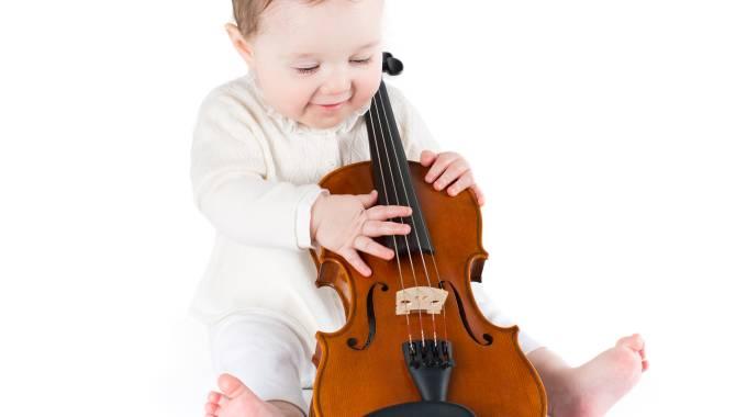 musica neonatale